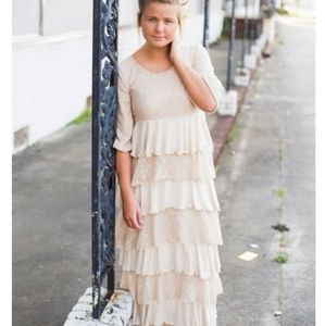 Dreaming in Vintage dress